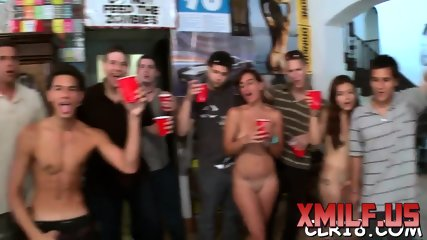 these horny freshman girls amateur feature 2 by XMILF.US