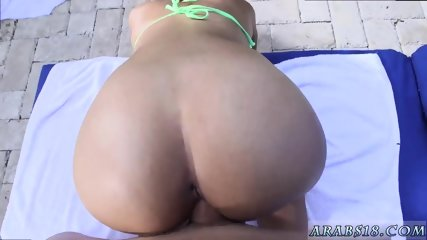 Teen gets fucked hard anal My very first Creampie