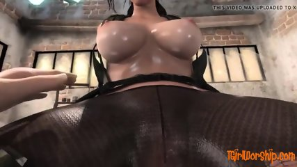Catalinapia Anal 3D