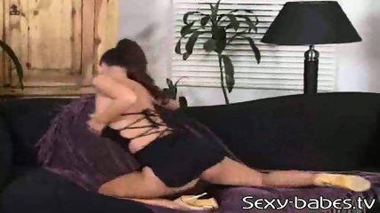 Niki Nova showing her Pussy - scene 1