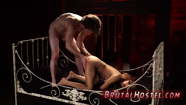 Punishment enema first time She s alarmed when she hears her new master, Brick the