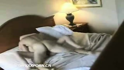 Great College Amateur Couple fucking and recording - scene 8
