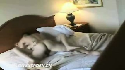 Great College Amateur Couple fucking and recording - scene 11
