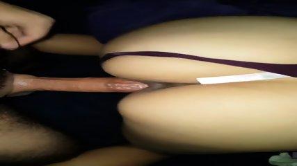Nice Fuck Through Panties