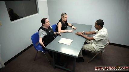 Huge big black cock Prostitution Sting takes freak off the streets