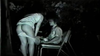 Two Asian Couples have Sex in a Park - scene 3