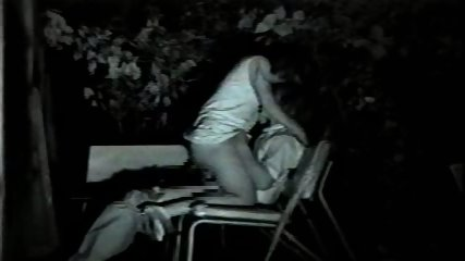 Two Asian Couples have Sex in a Park - scene 4