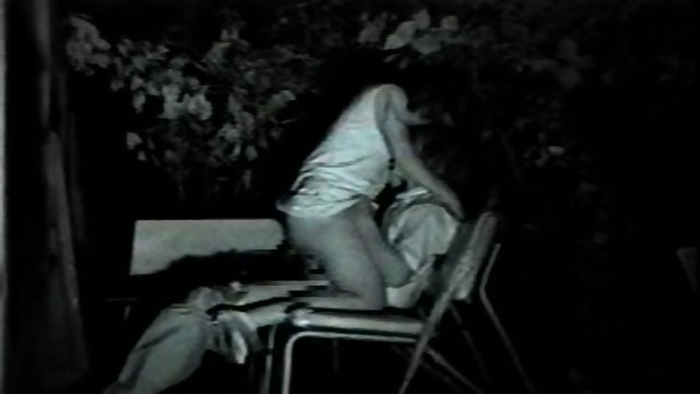 Two Asian Couples have Sex in a Park