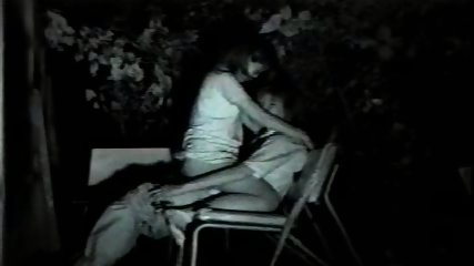 Two Asian Couples have Sex in a Park - scene 5