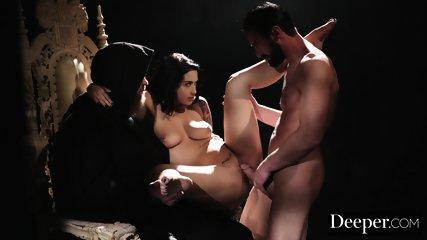 Deeper. Katrina Jade S Darkest Kink Fantasies Comes True