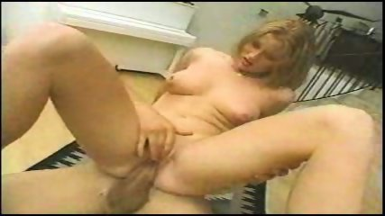 Blond babe gets fucked in the ass - scene 5