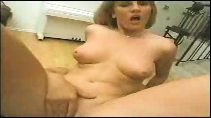 Blond babe gets fucked in the ass - scene 6
