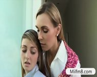 Tanya Tate Threesome With Teen Student Staci Silverstone