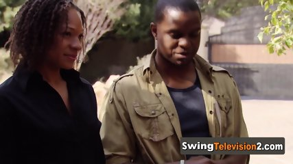 Freshly couples are eager and excited to fuck complete strangers. New episodes of open swing house.