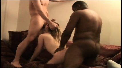 Threesome With Black Bull