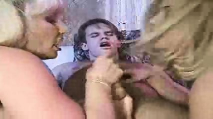 Mother and Daughter sharing Lover - scene 7