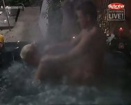 Big Brother - Sex in Pool - scene 5