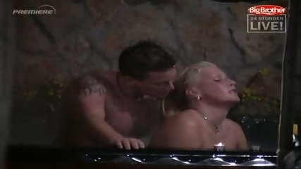 Big Brother - Sex in Pool - scene 6