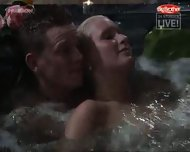 Big Brother - Sex in Pool - scene 7