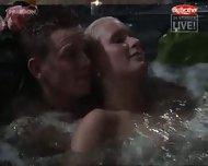 Big Brother - Sex in Pool - scene 7