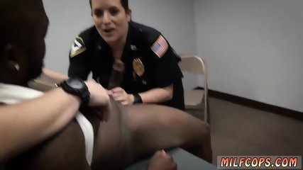 Blond puffy milf and prince first time Milf Cops