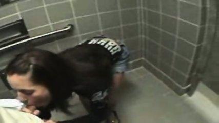 Toilet Fuck - scene 1