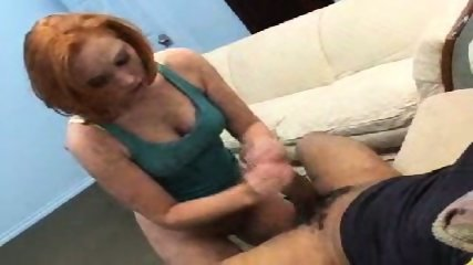 Big Dick in Redhead - scene 1