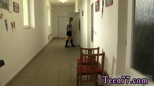 Czech stockings blonde and lesbian pledge xxx Brazilian player