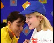 Teenage Lesbians - scene 4