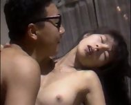 Cute Hong Kong Girl blows and fucks - scene 11