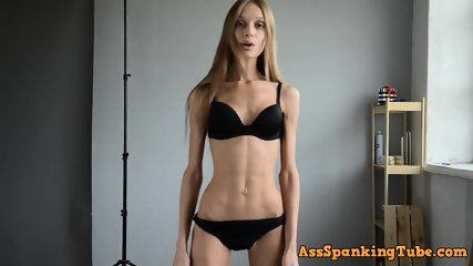 Skinny model porn
