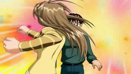 Strange Anime Scene - scene 1