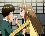 Strange Anime Scene - scene 5