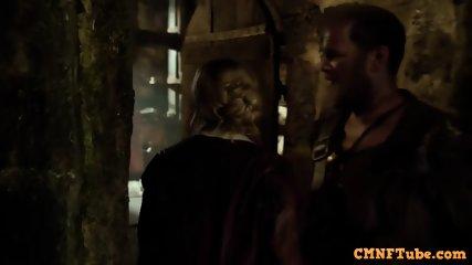Black Sails - S02E01 - Idelle (Lise Slabber) Nude Scene