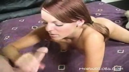 18 years old and giving a Handjob - scene 8
