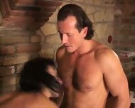 Veronica Vanoza and Lover - scene 6