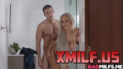 Lexi and Nina shared one cock and cum equally by XMILF.US