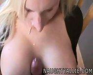 Nice Titfuck - scene 6