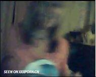 Cute Blonde on Webcam - scene 4