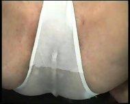 Pissing through Panties - scene 3