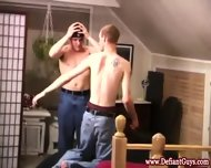Horny Amateur Twink Get Into Gay Action