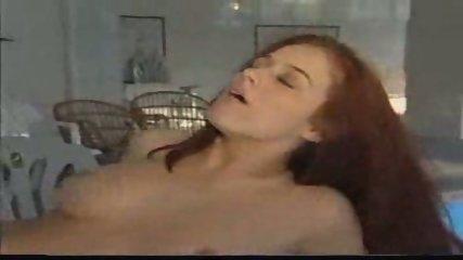 Redhead gets fucked hard - scene 7