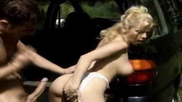 Gina Wild - Car Sex