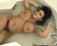 Aneta Buena has huge Tits - scene 6