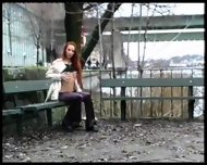 Swedish Redhead loves Sex in public - scene 1