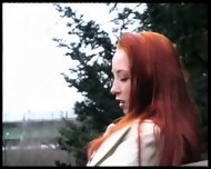 Swedish Redhead loves Sex in public - scene 2