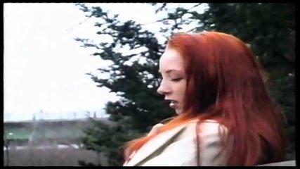 Swedish Redhead loves Sex in public - scene 2