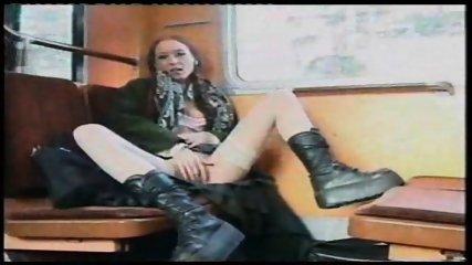 Swedish Redhead loves Sex in public - scene 5