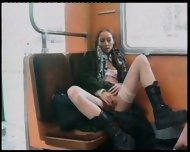 Swedish Redhead loves Sex in public - scene 7