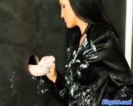 Nicole Vice Getting Bukakke Showered